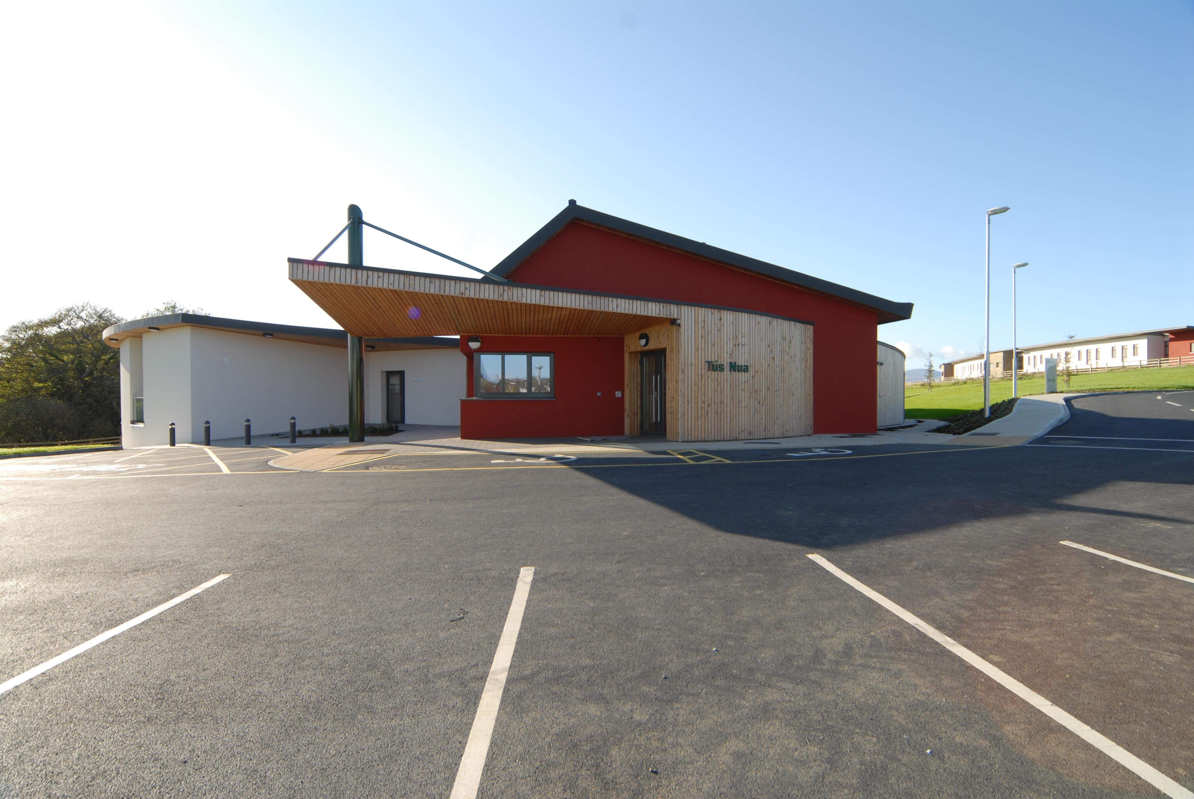 Tom O Brien Construction Tus Nua St Johns Hospital